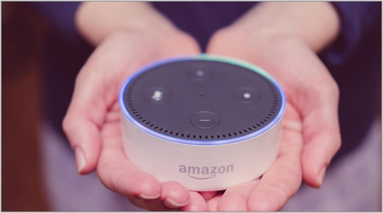 Alexa Home Device and Mobile App